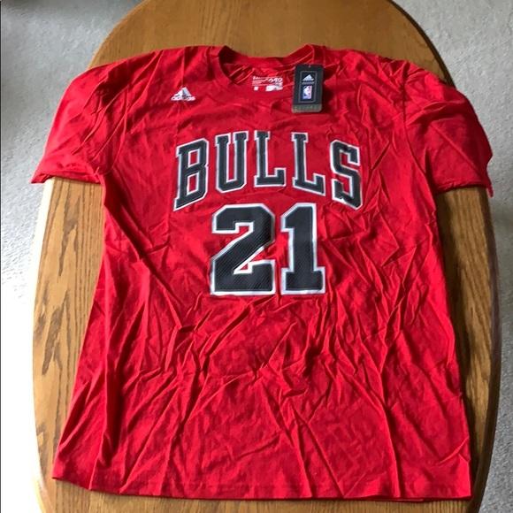 premium selection 7c9b6 09024 Jimmy Butler Chicago Bulls Jersey Shirt Never Worn NWT